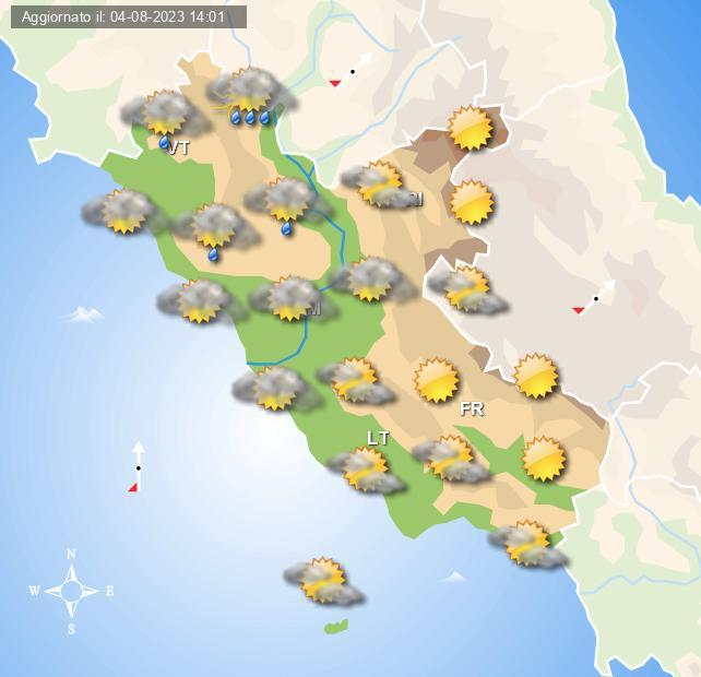 Cartina Meteorologica Dell Italia.T6mym2elie0qcm