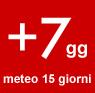 previsioni meteo 7 giorni