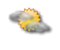 Mattina: prevalenza di poche nubi