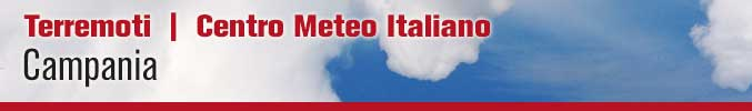 Terremoti Campania