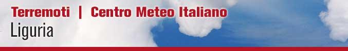 Terremoti Liguria