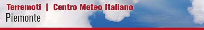 Terremoti Piemonte