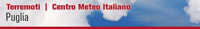 Terremoti Puglia