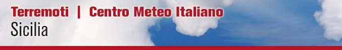 Terremoti Sicilia