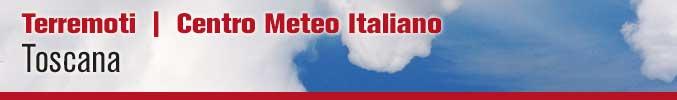 Terremoti Toscana