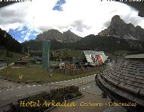 Webcam CORVARA IN BADIA
