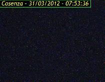 Webcam COSENZA