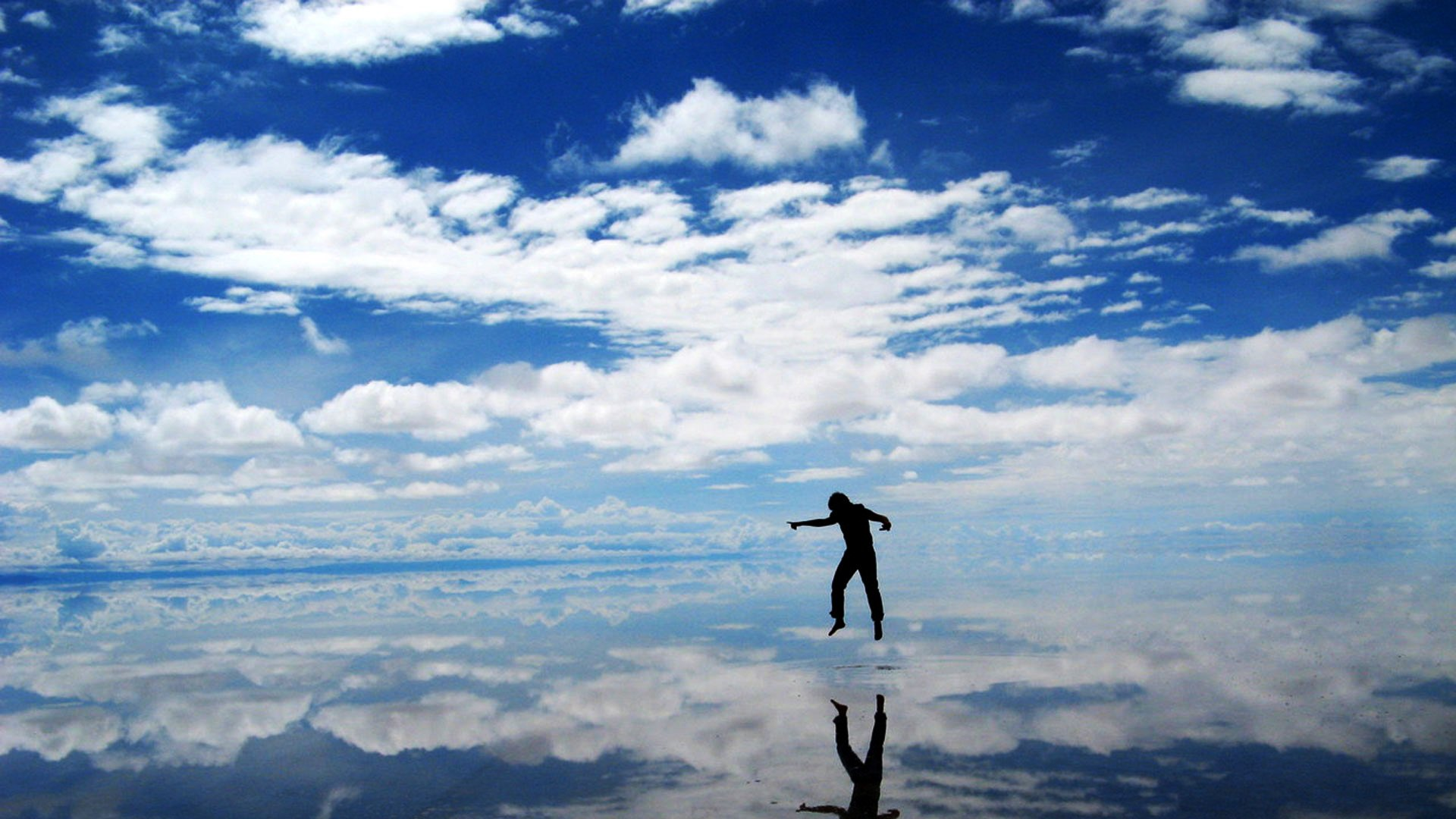 Salar De Uyuni Bolivia Cmi