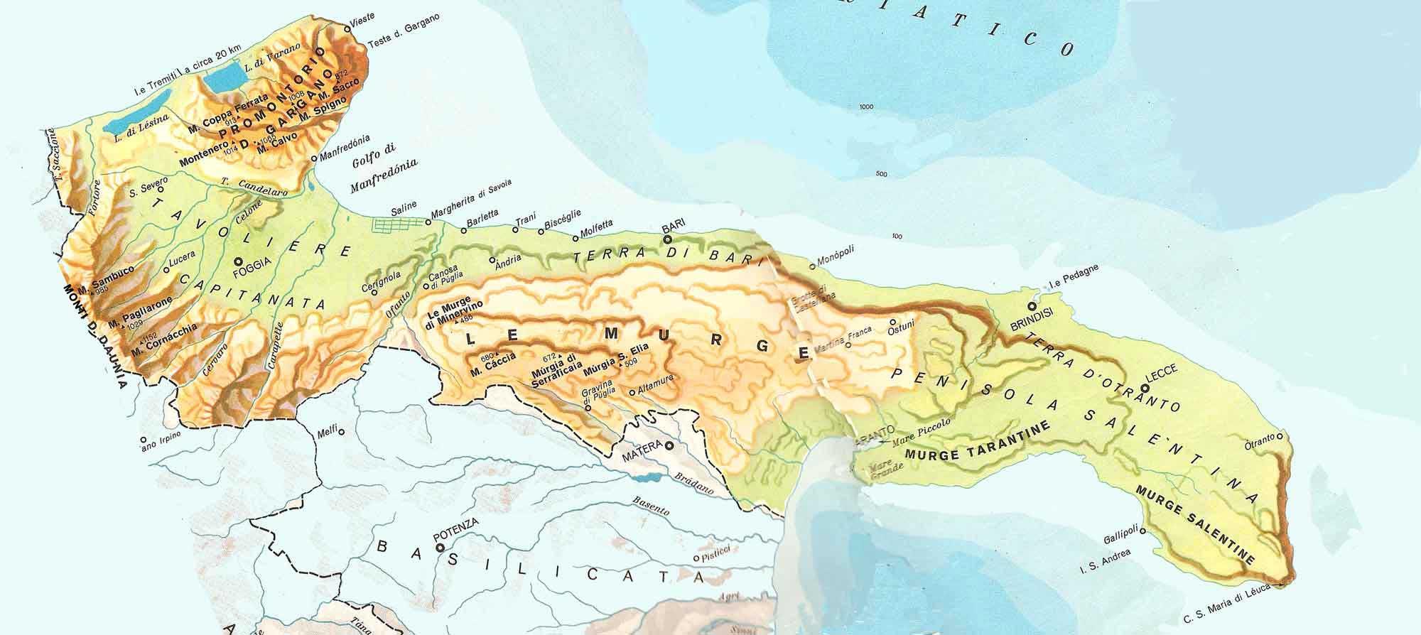 Cartina Muta Puglia.La Puglia Lessons Blendspace