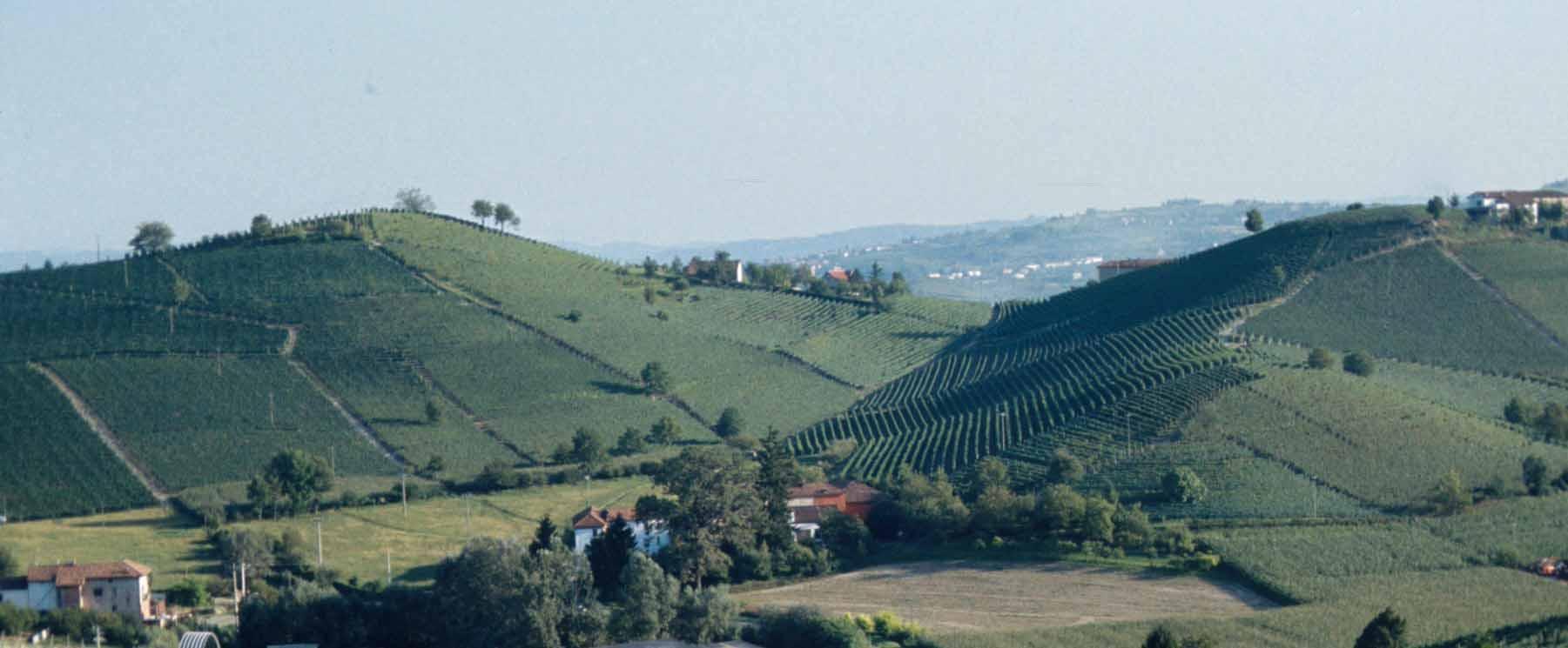 Il clima del piemonte centro meteo italiano for Planimetrie del paese di collina