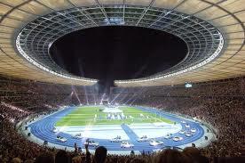 Olympiastadion Berlino, domani Germania Svezia