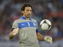 Gianluigi Buffon, stasera in campo per la partita Italia Danimarca?