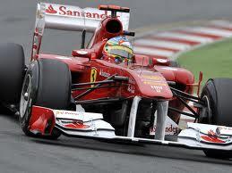 Formula 1 2012, Alonso carico per le prove libere