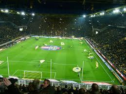 Borussia Dortmund Manchester City 4-12-2012, foto stadio