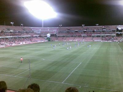 Granada Real Madrid stasera, immagine stadio