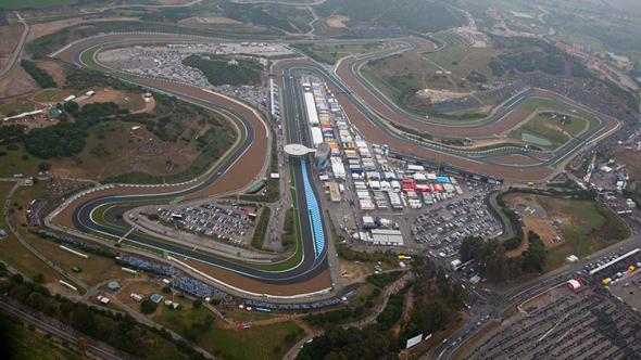 Test Ferrari 2013 sul circuito di Jerez de La Frontera