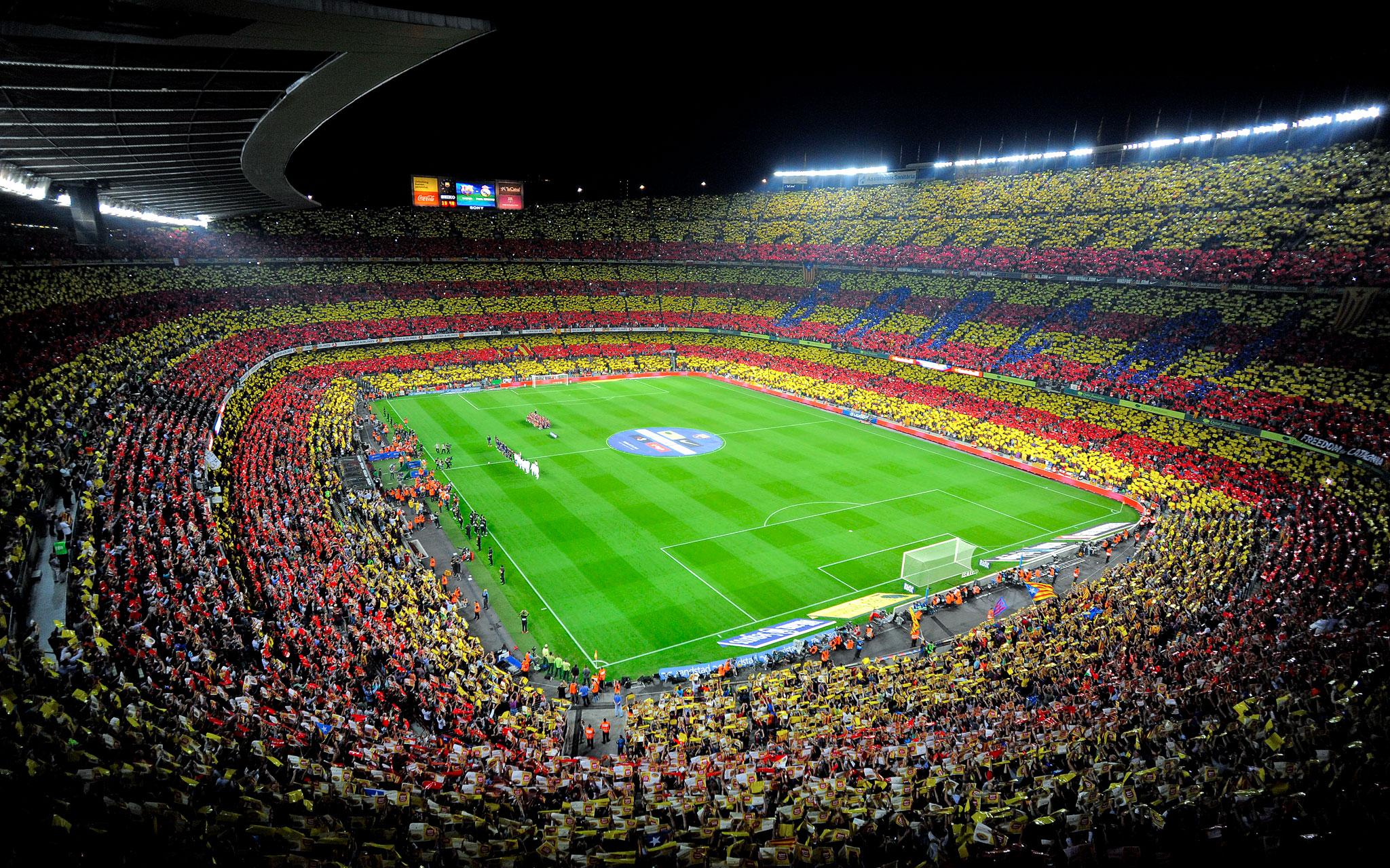 Barcellona Real Madrid 2013 stasera