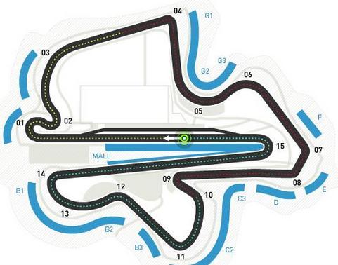 Formula 1 2013 prove gp Malesia