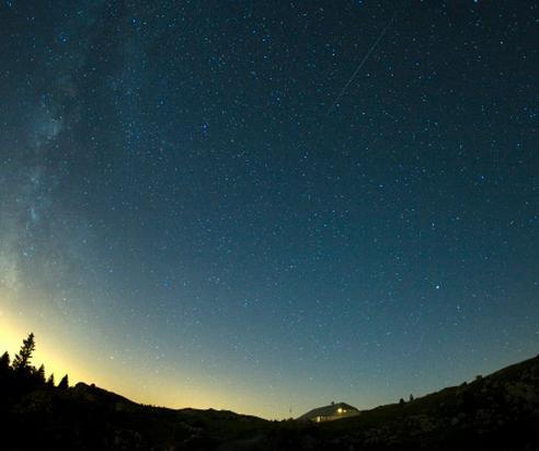 Immagine meteoriti