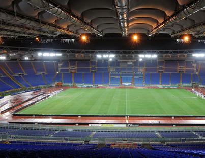 Lazio Fenerbahce  a porte chiuse