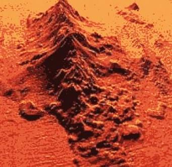 Vulcano Marsili, immagine