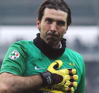 Juventus Cagliari, torna Buffon