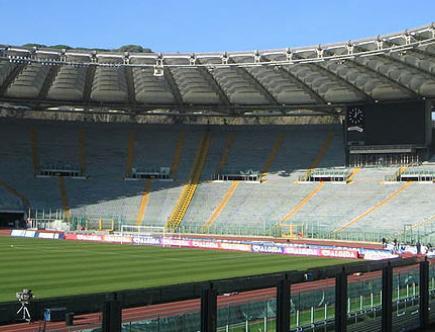 Derby Coppa Italia Roma Lazio 2013