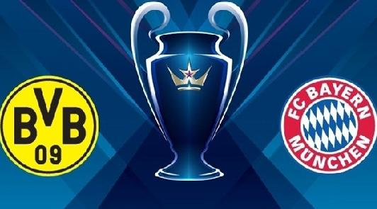 Finale champions league 2013 Bayern vs Borussia