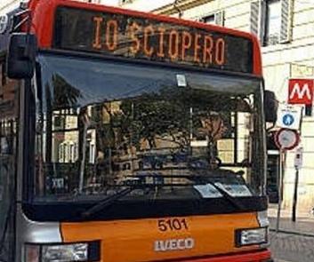 Sciopero trasporti Roma 3 Giugno 2013