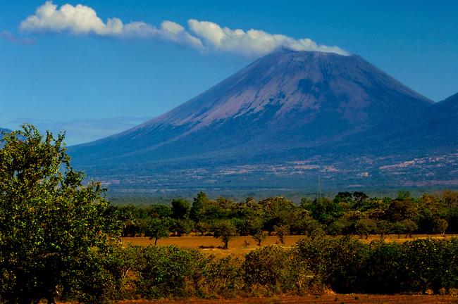 Vulcano San Cristobal,Nicaragua