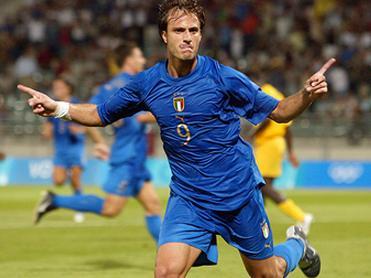 Italia Spagna Gilardino al posto di Balotelli