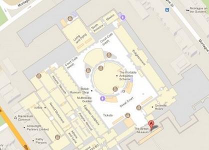 Arriva in italia google maps per interni centro meteo for Google planimetria
