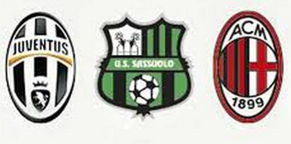 Trofeo Tim 2013 Juve Milan e Sassuolo