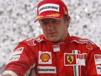 Ferrari torna Raikkonen come pilota
