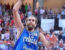Italia Spagna basket