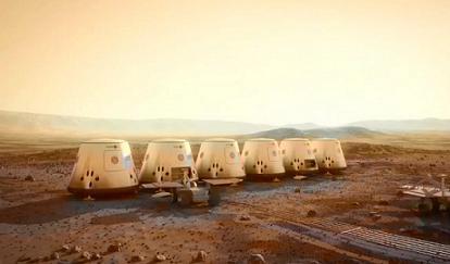 Mars One. Missione Colonia umana su Marte