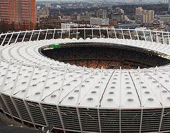 stadio kiev ucraina francia