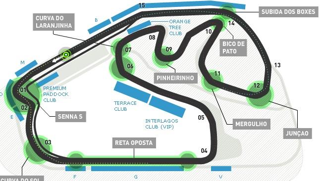 formula 1 gp brasile 2013