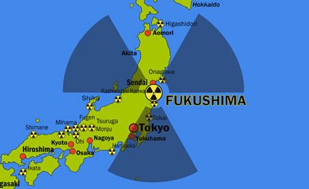 Rischio Fukushima, situzione fuori controllo