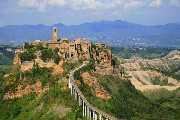 Civita Di Bagnoregio La Citta Che Muore Patrimonio Dell Umanita