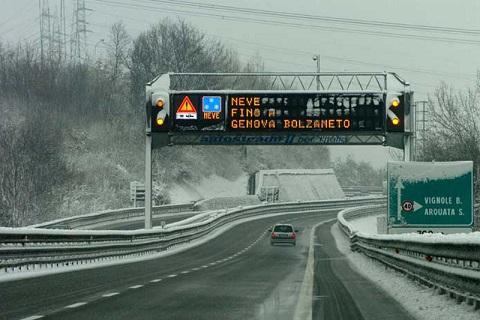Traffico e viabilit autostrade in tempo reale piogge for Traffico autostrade in tempo reale