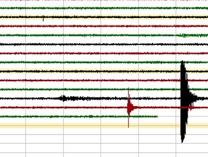 sismografo vesuvio