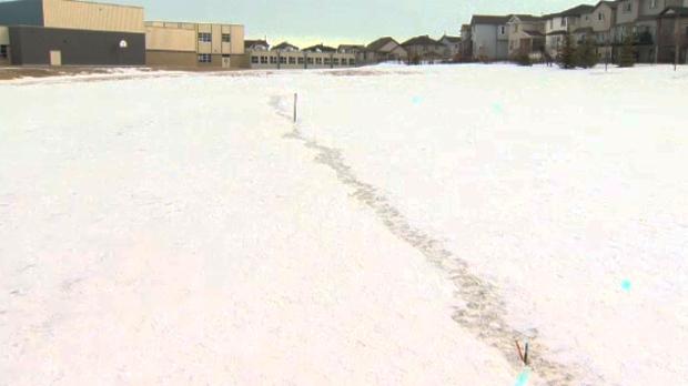 Terremoti creati dal gelo una scossa fa tremare calgary for Cabine di pesca nel ghiaccio alberta