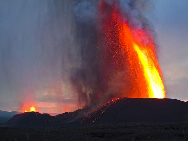 Vulcano Nyamuragira
