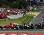 Qualifiche f1 2014, orario diretta streaming oggi gp Spagna formula 1