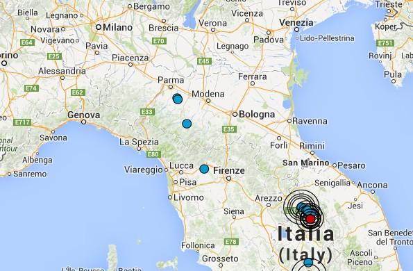 terremoto oggi italia - photo #38