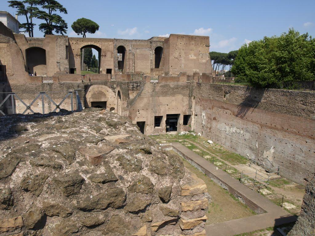 Roma si lavora per il rilancio dell area archeologica nel for Compro casa roma centro
