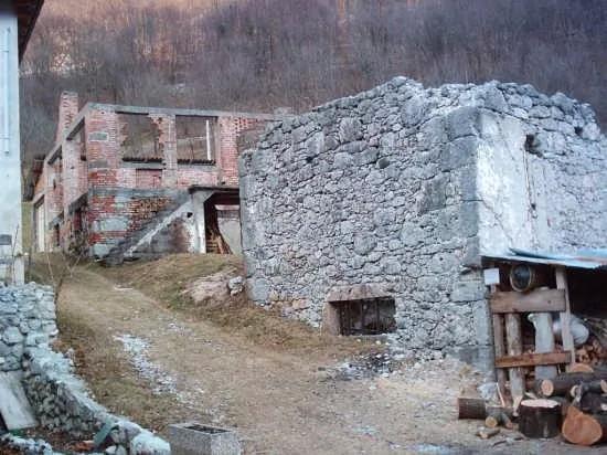 Città fantasma in Friuli Veneza Giulia
