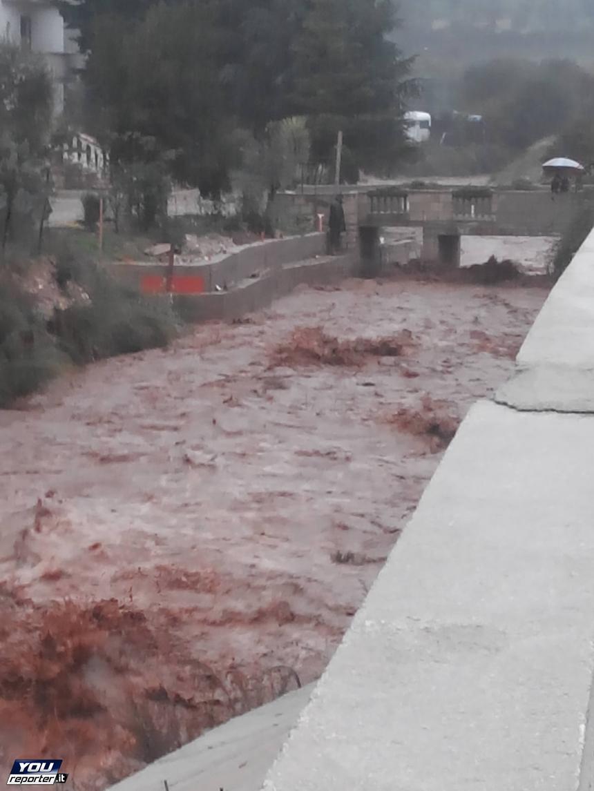 Alluvione Peschici nel foggiano, il video dei disagi dopo ...