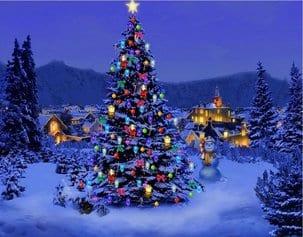 Previsioni Meteo Natale 2015: tendenze per l'ultima decade di Dicembre